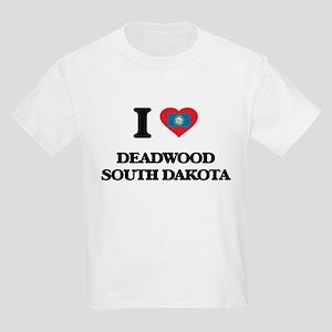 I love Deadwood South Dakota T-Shirt