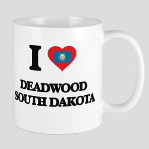 I love Deadwood South Dakota Mugs