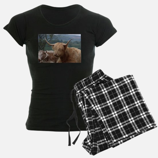 Highland cattle Pajamas