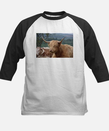 Highland cattle Baseball Jersey