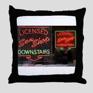 HotEnough Throw Pillow