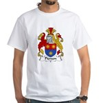 Pierson Family Crest White T-Shirt