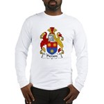 Pierson Family Crest Long Sleeve T-Shirt
