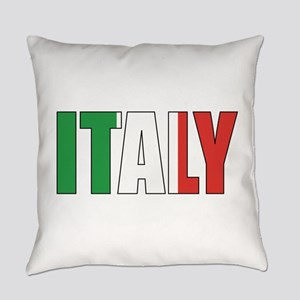 Italy Everyday Pillow