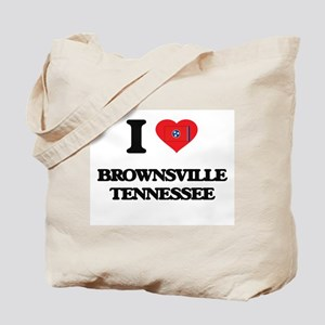I love Brownsville Tennessee Tote Bag