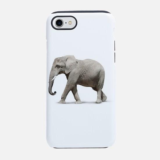 Elephant Photo Iphone 7 Tough Case