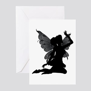 FAERY/BUTTERFLY 1 Greeting Cards (Pk of 10)