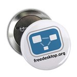 fd.o Button (100 pack)