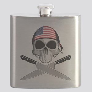 American Chef: Chef Knives Flask