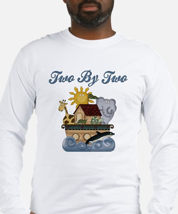 Two by Two Long Sleeve T-Shirt