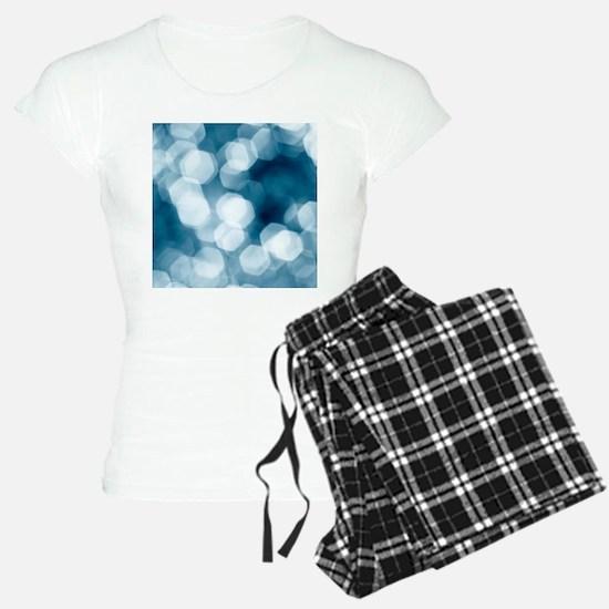 Blue abstract Pajamas