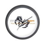 VirtualDodge.com Wall Clock