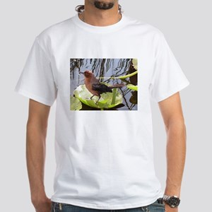 Bird1 White T-Shirt