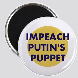 Impeach Putins Puppet Magnets