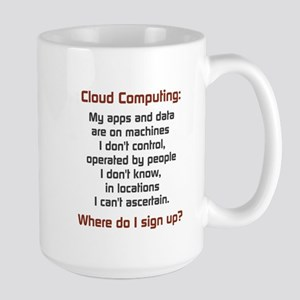 Cloud Computing Mugs