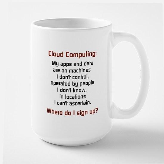Cloud Computing Mugs