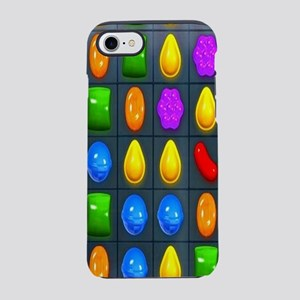 Candy Not Crushed iPhone 7 Tough Case