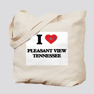 I love Pleasant View Tennessee Tote Bag