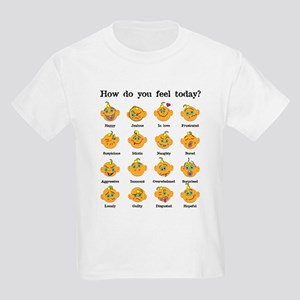 How do you feel today? I Kids Light T-Shirt