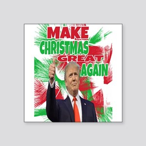 MAKE CHRISTMAS GREAT AGAIN Sticker