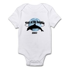 Year of the Dolphin 2007 Infant Bodysuit