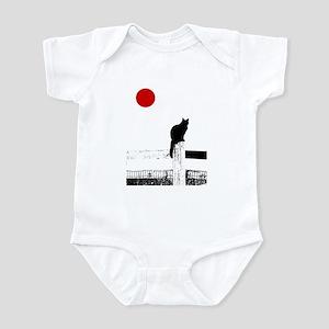 Zen Kitty #1 Infant Bodysuit
