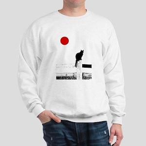Zen Kitty #1 Sweatshirt
