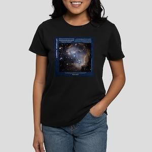 Magellanic Cloud Women's Dark T-Shirt