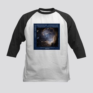 Magellanic Cloud Kids Baseball Jersey