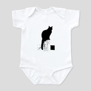Zen Kitty #2 Infant Bodysuit