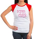 Scrap Chick Women's Cap Sleeve T-Shirt