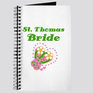 St. Thomas Bride Journal