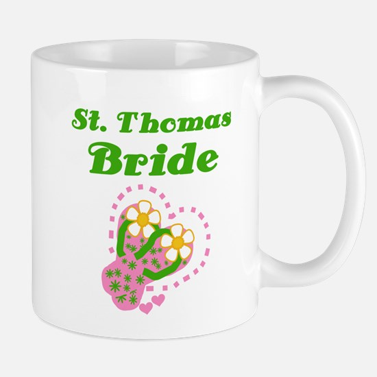 St. Thomas Bride Mug