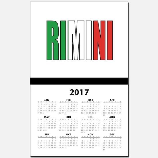 Rimini Calendar Print