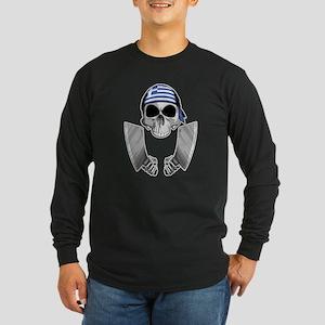 Greek Butcher Long Sleeve T-Shirt
