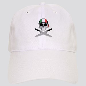 Italian Chef: Chef Knives Baseball Cap