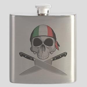 Italian Chef: Chef Knives Flask