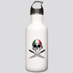 Italian Chef: Chef Knives Water Bottle