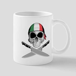 Italian Chef: Chef Knives Mugs