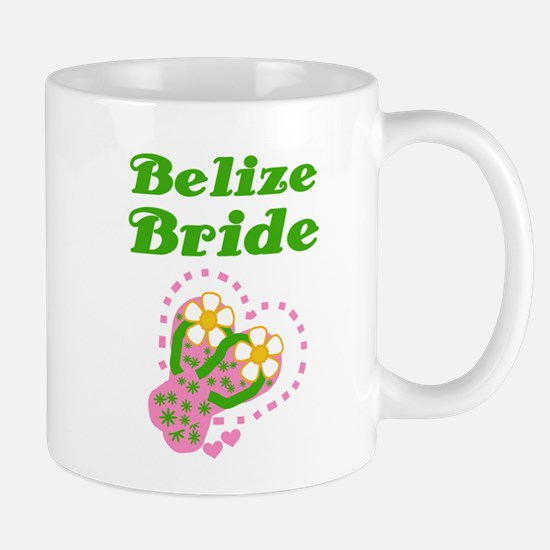 Belize Bride Mug