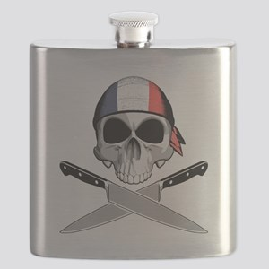 French Chef: Chef Knives Flask
