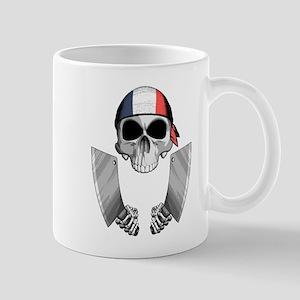 French Butcher Mugs