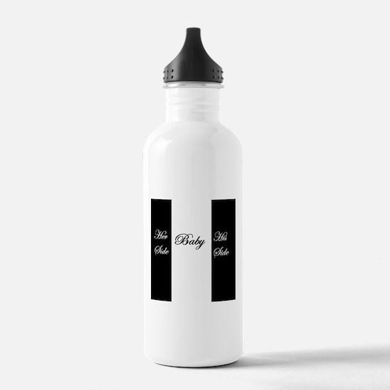 Her Side, His Side, Ba Water Bottle