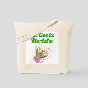 St. Croix Bride Tote Bag