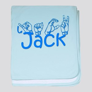 Jack baby blanket