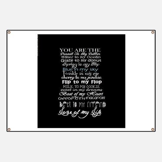 sweet love quote Banner