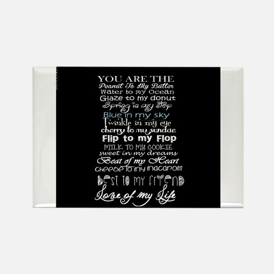 sweet love quote Magnets