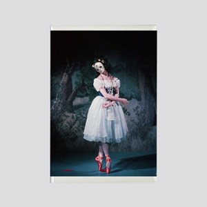The Red Shoes Rectangle Magnet
