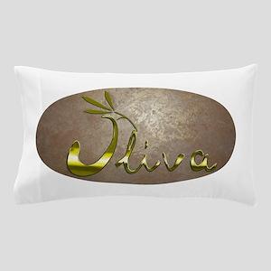 oliva jeep bronze Pillow Case