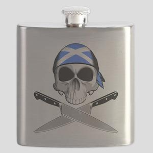 Scottish Chef: Chef Knives Flask